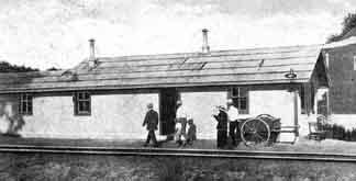 Erie RR Station