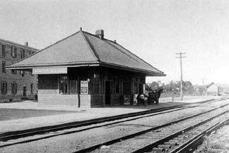 Midvale Station
