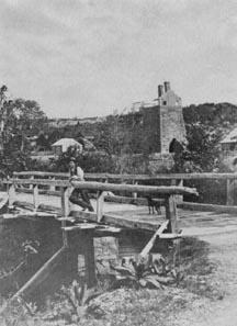 Freedom Furnace circa 1870