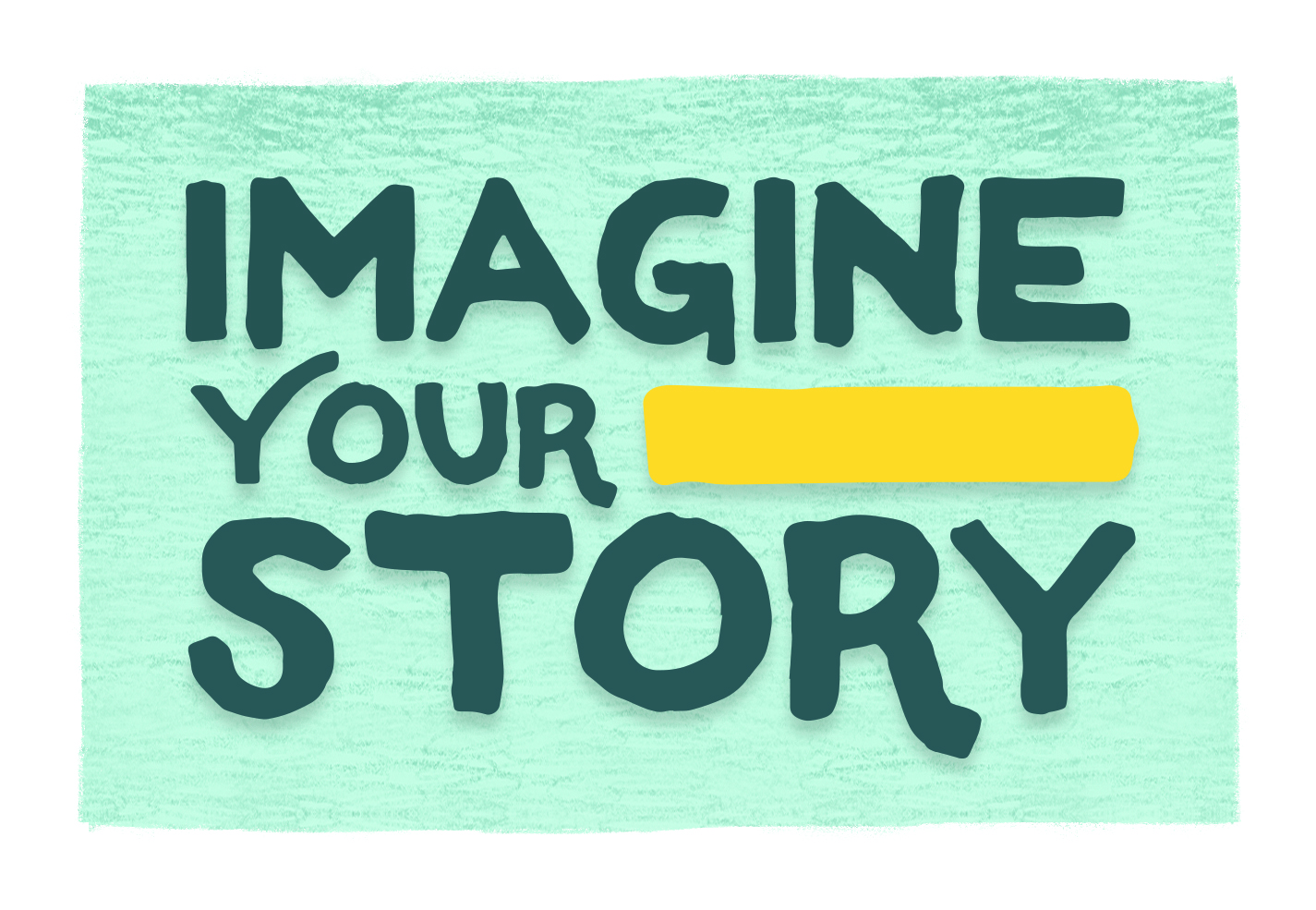 Imagine Your Story! Summer Reading Challenge