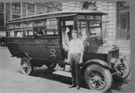 John Mangini and the Midvale Bus