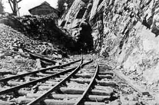 Railroad North Portal