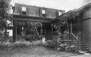 Shippee house Butler, New Jersey.