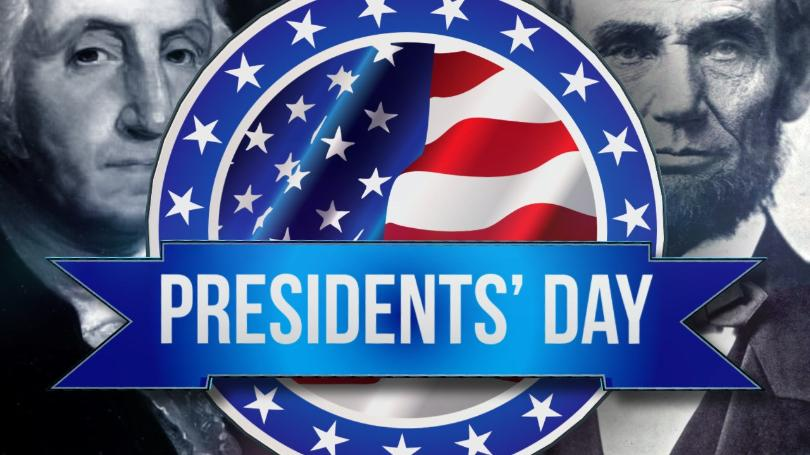 Happy President's Day! Library closed today