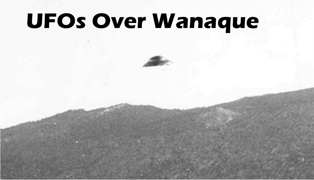 UFOs over Wanaque: 55 Years Later