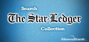 Search the Star Ledger collection directly!
