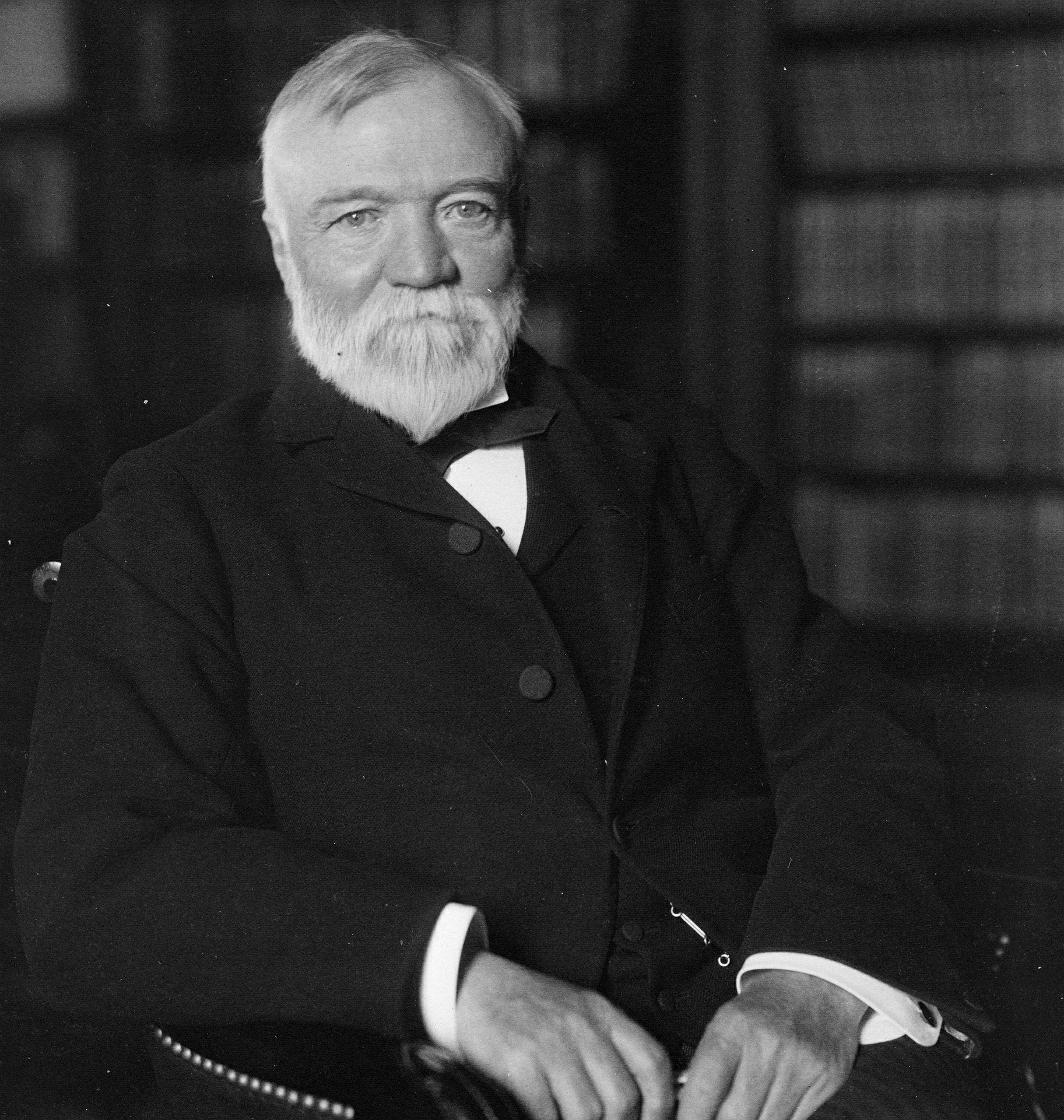 Andrew Carnegie: From Steel to Libraries