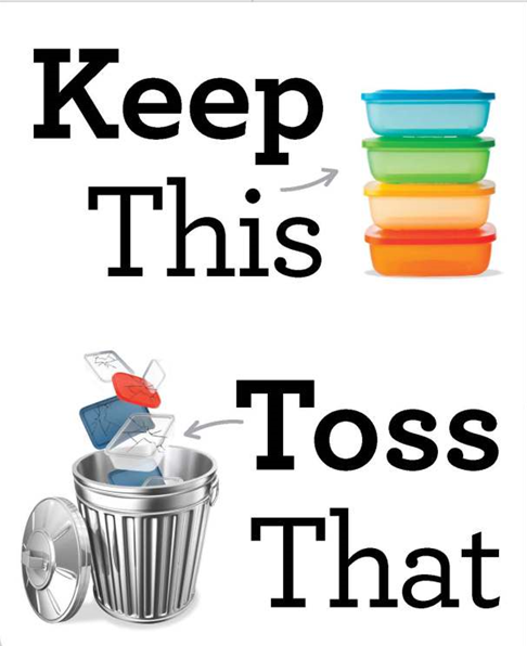 Keep This, Toss That! with Jamie Novak