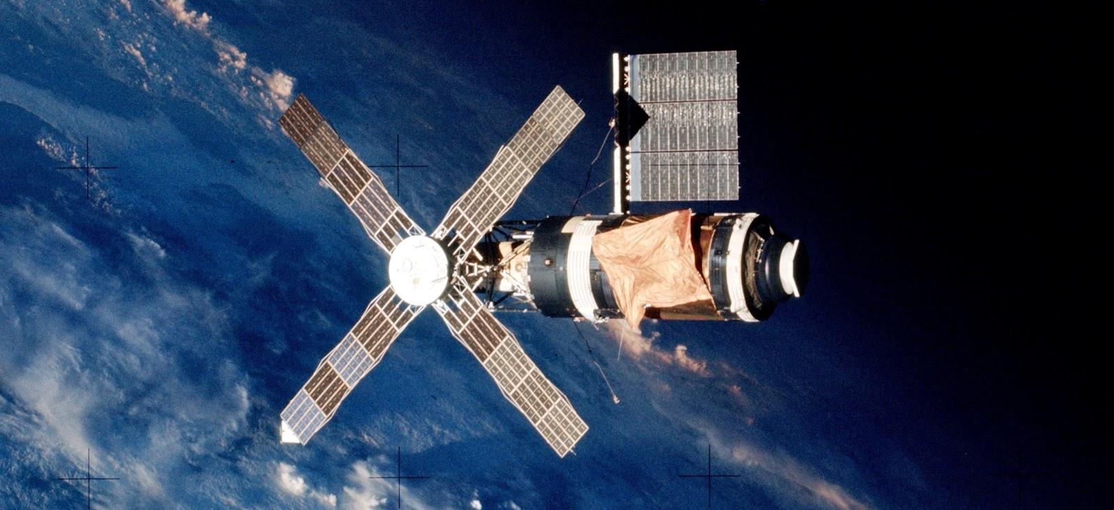 NASA 1973 - 1977: The Post-Apollo Era